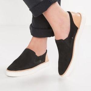 Ugg Adley Suede Sneaker